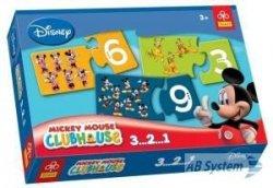 Gra edukacyjna Disney Link 3,2,1 Trefl 00413