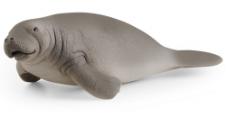Figurka Manat Krowa Morska Schleich 14839