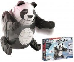 Robot Panda Rollingbot Clementoni 50684