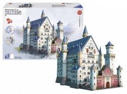 Puzzle 3D Zamek Neuschwanstein 216 el. Ravensburger 125739