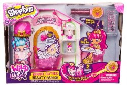 Shopkins S9 Wild Psi Salon Urody Formatex 56705