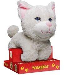 Snuggiez biały Kotek Sugar TM Toys 8224