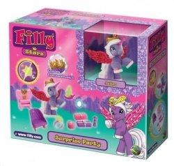 Filly Stars Konik z akcesoriami Zestaw deluxe Epee 02456