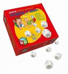 Gra Edukacyjna Opowiem Ci Mamo Multigra 30007