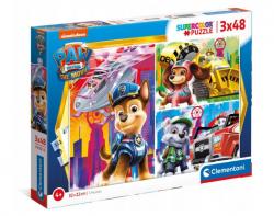 Puzzle Psi Patrol Paw Patrol 3x48 el. Clementoni 25271