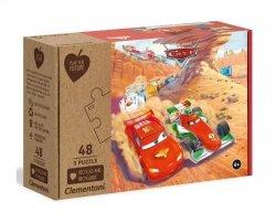 Puzzle Cars Future 3x48 el. Clementoni 25254