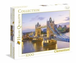 Puzzle HQ Tower Bridge 1000 el. Clementoni 39022