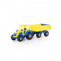 Altaj traktor z przyczepą Polesie 35332