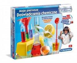Moje Pierwsze Doświadczenia Chemiczne Clementoni 60774