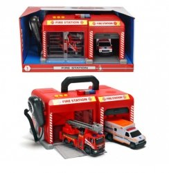 Remiza Strażacka SOS Baza Dickie Toys 3716013