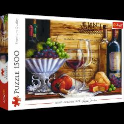 Puzzle W Winnicy 1500 el. Trefl 26174