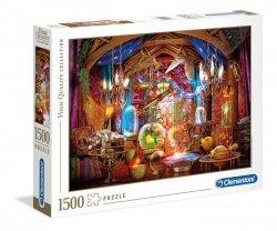 Puzzle Czarodzieje 1500 el. Clementoni 31813