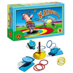 Gra Zręcznościowa Katapulty Alexander 0046