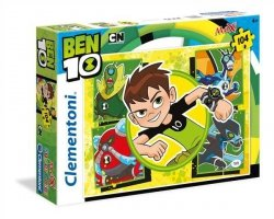Puzzle Maxi 104 el. Ben 10 Clementoni 23717