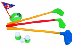 Gra Zręcznościowa Golf Zabawka