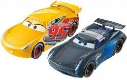 Cars 3 Auta Odjazdowe fikołki Cruz Ramirez Jackson Sztorm Mattel FCX95