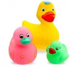 Zabawka do kąpieli 3 kaczki AM Zabawki 005A