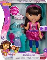 Lalka Śpiewająca Dora z telefonem Fisher Price CHH53