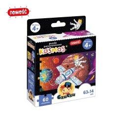 Puzzle Panoramiczne Kosmos 60 el. CzuCzu 49155