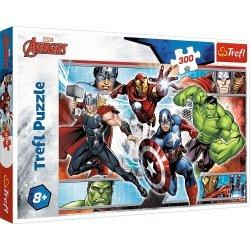 Puzzle Avengers 300 el. Trefl 23000