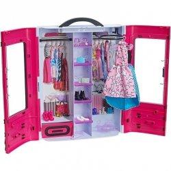 Garderoba-Walizeczka Barbie Mattel DMT57