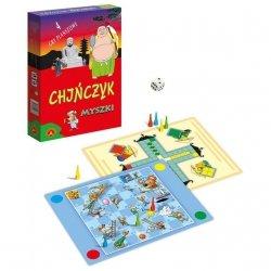 Gry planszowe Chińczyk i Myszki Alexander 0078