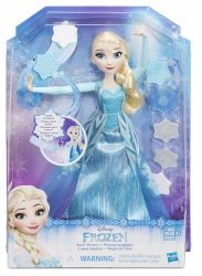 Mroźna Lalka Elsa Frozen Kraina Lodu Hasbro B9204