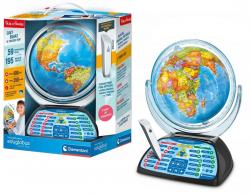 Mówiący Globus Interaktywny EduGlobus Digital Clementoni 50669