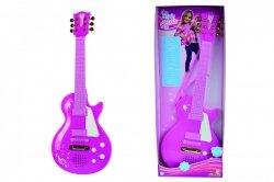 Gitara Rockowa dla dziewczynek Simba 6830693