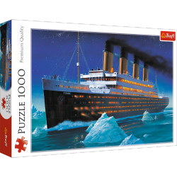 Puzzle Titanic 1000 el. Trefl 10080