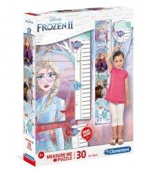 Puzzle Miarka Wzrostu Frozen 2 Kraina Lodu 2 30 el. Clementoni 20331