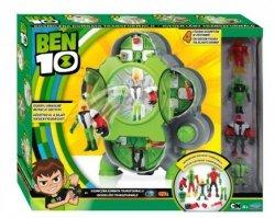 Ben 10 Kosmiczna Komnata Kreacji z 4 figurkami Epee 77711