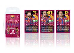 Gra karciana Top Trumps FC Barcelona Winning Moves 29445