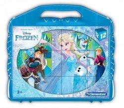 Zabawka Klocki obrazkowe Frozen Clementoni 41186