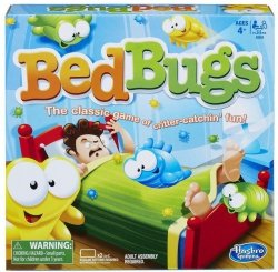Gra zręcznościowa Bed Bugs Hasbro E0884