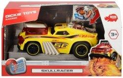 Pojazd wyścigowy Skullracer 25 cm Racing Dickie 3765001