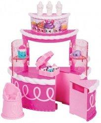 Shopkins S7 Party Zestaw Urodzinowy Tort/wata cukrowa Formatex 56357