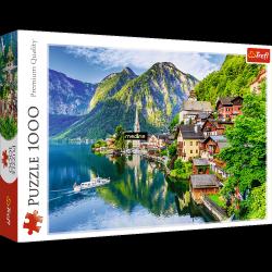 Puzzle Hallstatt Austria 1000 el. Trefl 10670