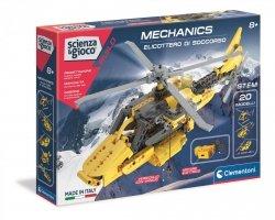 Laboratorium Mechaniki Helikopter Ratowniczy Clementoni 50687