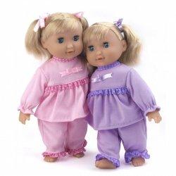 Lalka bobas Rosie 25 cm Dolls World 08527