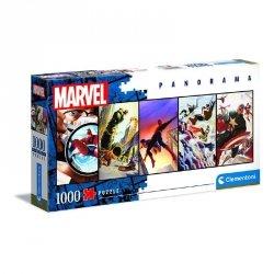 Puzzle Panoramiczne Marvel 80° 1000 el. Clementoni 39611