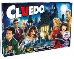 Gra Cluedo Hasbro 38712