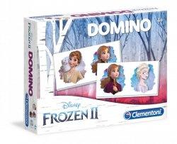 Gra Domino Frozen 2 Kraina Lodu Clementoni 18053
