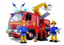 Jupiter deluxe Strażak Sam Wóz strażacki i 2 figurki Simba 9257661