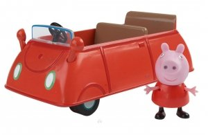 Autko Peppy z figurką TM Toys 05324