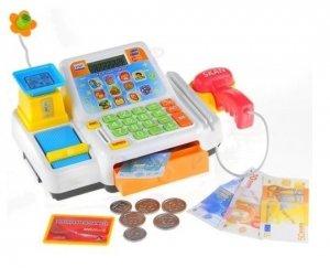 Mówiąca kasa sklepowa ze skanerem i kalkulatorem 66066 Madej