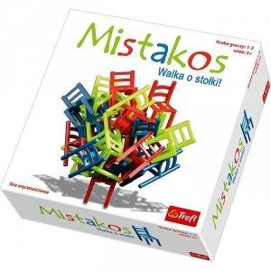 Mistakos gra zręcznościowa Walka o stołki Trefl 01367