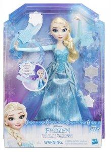 Lalka Mroźna Elsa Frozen Kraina Lodu Hasbro B9204