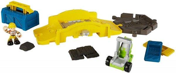 Plac budowy zabawki dla chłopców