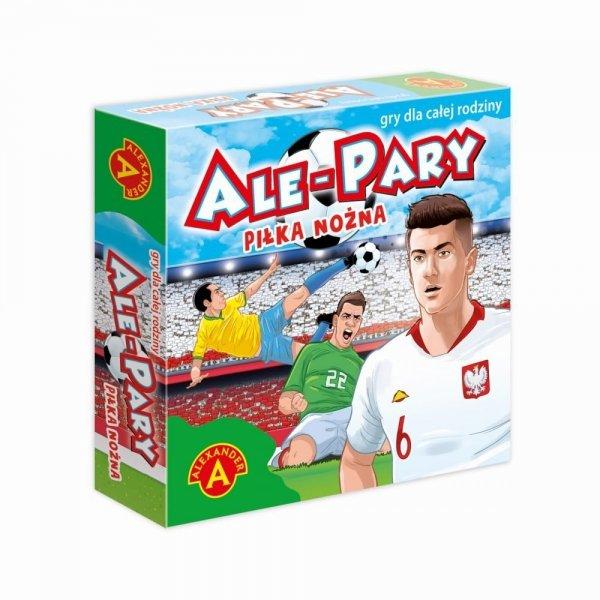 Gra karciana Ale pary piłka nożna Alexander 2351